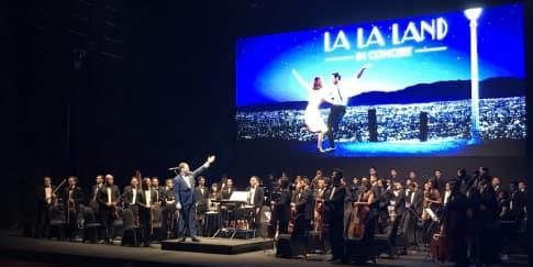 Konser La La Land yang Indah dan Memukau