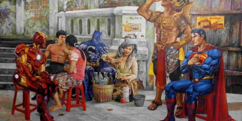 Kreasi Tanpa Henti: Art Jakarta 2017 (Day 2)