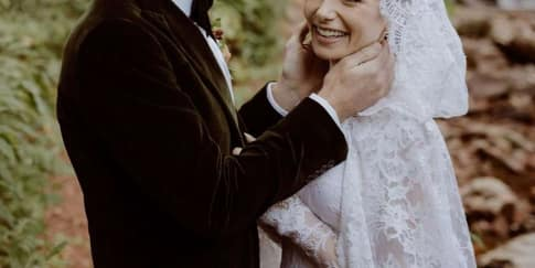 Akhirnya Lily Collins Menikah!