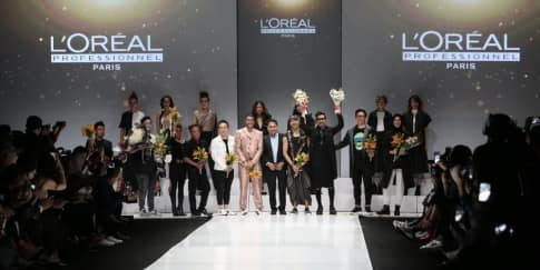 L'Oréal Professionnel Hadirkan Tren Bronde Contour