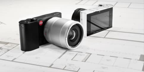 Leica Luncurkan Kamera Digital Mirrorless Leica TL 2