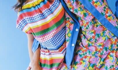 Warna-warni Koleksi Spring Summer 2021 Wataru Tominaga