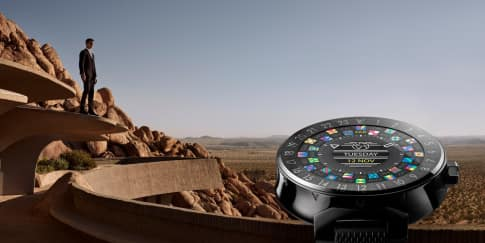 Louis Vuitton Luncurkan Jam Tangan Tambour Horizon