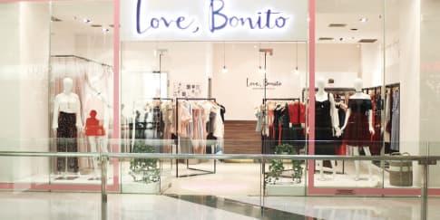 Love, Bonito Membuka Gerai Pop Up di Grand Indonesia