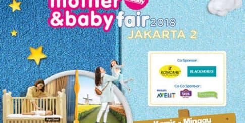 M&B Fair 2018 Jakarta Season 2