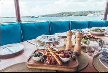 Makanan Sehat di atas Kapal Pesiar Rascal