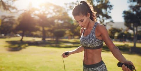 Manfaat Lompat Tali Bagi Kesehatan Tubuh