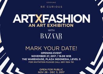 Martell Art x Fashion 2017