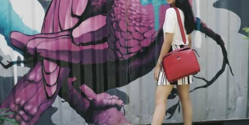 Maudy Ayunda : Dari Urusan Kulit Sampai Tren Fesyen-nya