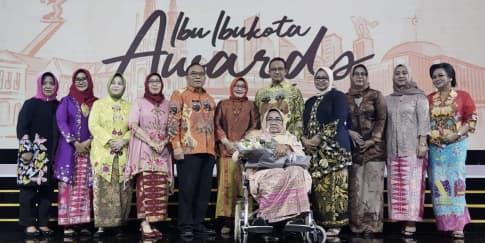 Melihat Sisi Lain Jakarta Lewat 'Ibu Ibukota Awards'
