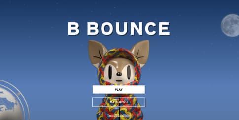 Melompat ke Bulan di Permainan Burberry 'B Bounce'