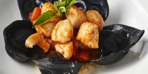 Mencicipi 'Italia' di Shangri-La Hotel Jakarta
