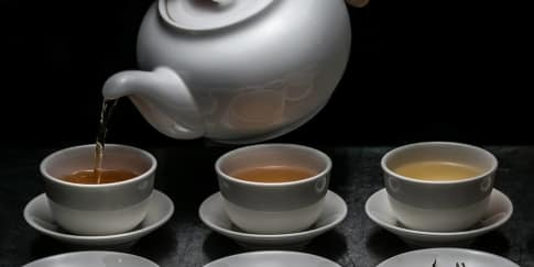 Mencoba Tradisi 'Afternoon Tea' di Hakkasan Jakarta
