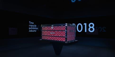 Menelusuri Ekshibisi 'Time Capsule' Louis Vuitton