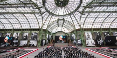 Mengintip Acara Memorial Karl Lagerfeld 'Karl For Ever'