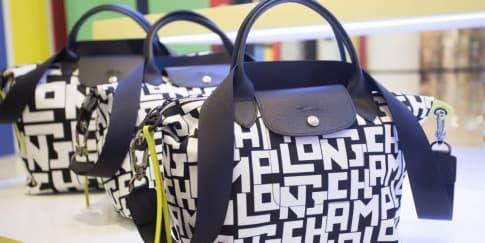 Mengintip Butik Pop Up 'Longchamp LGP' di Senayan City
