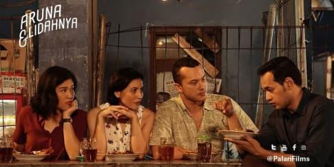 Mengintip Sedap Kuliner di Trailer 'Aruna dan Lidahnya'