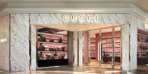 Mengintip Tampilan Baru Butik Gucci Plaza Senayan