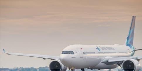 Mengulik Fasilitas Airbus A330-900neo Garuda Indonesia