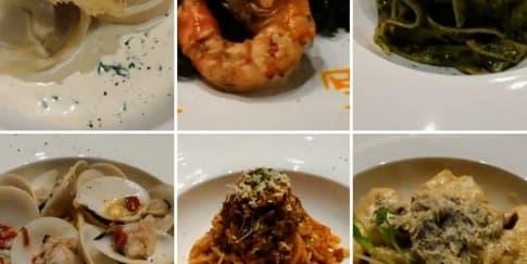 Mengulik Makanan Fusion 'Pasta Rasa Korea' ala Shin