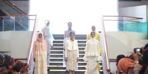 Mengulik Tren Modest Fashion di 'Jakarta Ramadan'