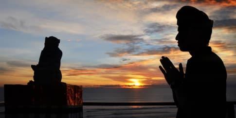 Menikmati Hari Raya Nyepi Di Anantara Seminyak Bali