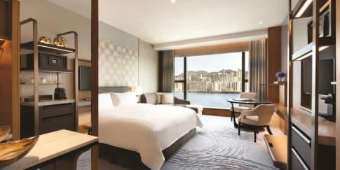 Menikmati Nuansa Kemewahan di Kerry Hotel Hong Kong
