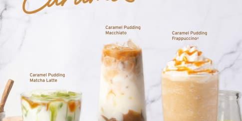 Menu Baru Starbucks yang Cuma Ada di Indonesia