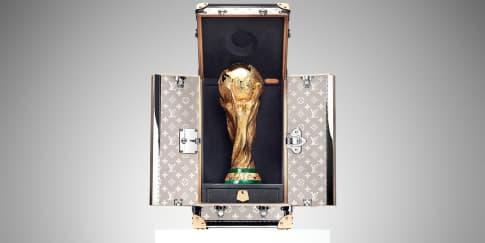 Menuju Final, 3 Hal Menarik Seputar Trofi Piala Dunia