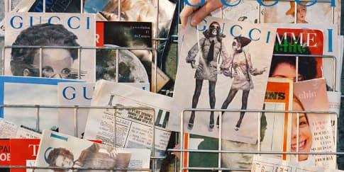 Mode dalam Empat Dekade di Kampanye Iklan Terbaru Gucci