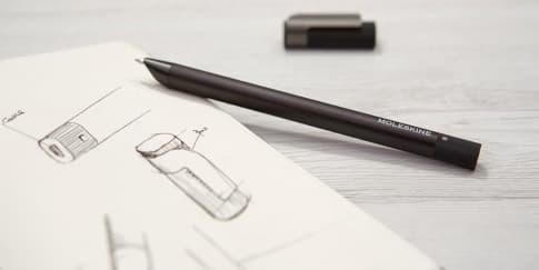 Moleskine Hadirkan Pena Pintar Pen+ Ellipse