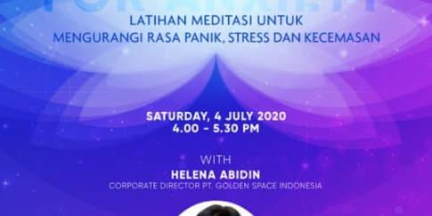 Event MRA Academy - Meditation Class