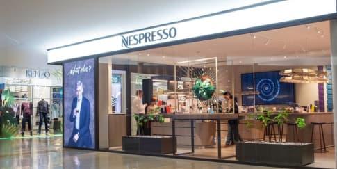 Nespresso Buka Butik Kopi Pertamanya di Indonesia