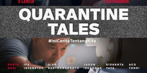Film - Quarantine Tales tayang di Bioskop Online