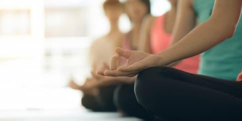 Oh, Yoga Juga Bisa Bikin Libido Meningkat Toh...