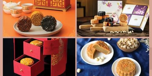 Rekomendasi Mooncake Dari Hotel Berbintang Lima Di Jakarta