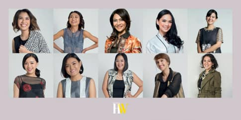 Her World Women of The Year 2017