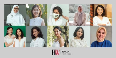 Apresiasi Her World Pada Women of The Year 2020
