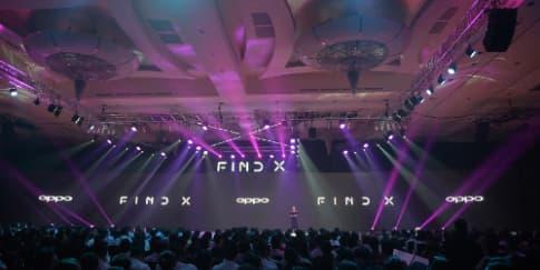 Oppo Find X: Smartphone Canggih dan Kamera Tersembunyi