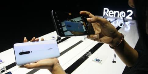 Oppo Reno 2 Series Andalkan Fitur Kamera Foto dan Video