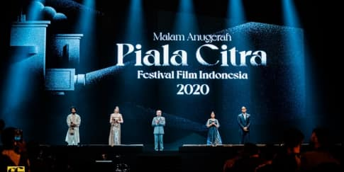 Laura Basuki, Ernest Prakasa & Pemenang Piala Citra FFI 2020
