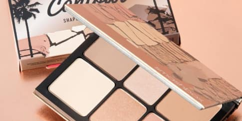 Palet Multifungsi The Cali Contour Dari Smashbox