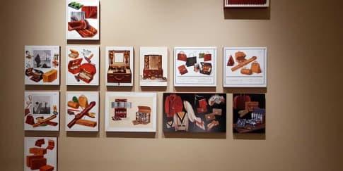 Pameran Hermes Heritage Rouges Di Pacific Place Jakarta