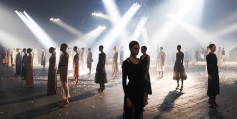 Paris Fashion Week: Dior Spring/Summer 2019