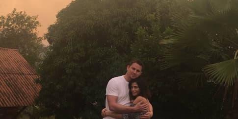 Pasangan Channing Tatum Dan Jenna Dewan Tatum Berpisah