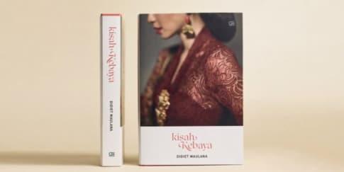 Desainer Didiet Maulana Luncurkan Buku Bertajuk Kisah Kebaya