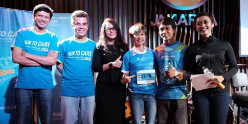 Pendaftaran Ajang Lari Run To Care 2018 Telah Dibuka