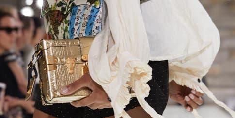 Peragaan Busana Spring Summer 2018 Louis Vuitton