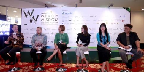 PermataBank Berbagi Ilmu Finansial di Wealth Wisdom