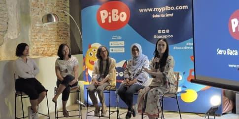PiBo: Toko Buku Anak-Anak Online Pertama di Indonesia